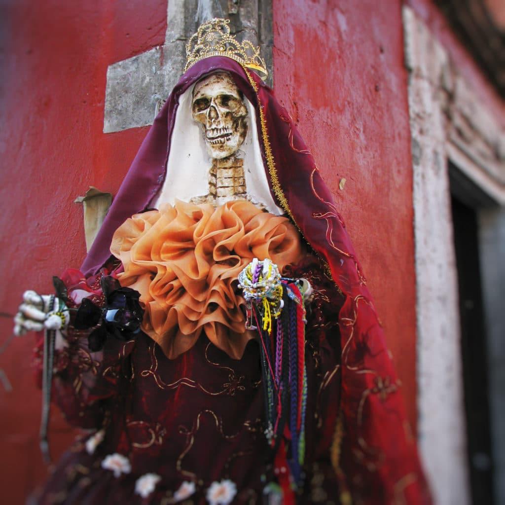 Oración para el Amor con la Santa Muerte