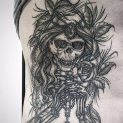 ¿Sabe el significado de los Tatuajes de Santa Muerte? Entérese