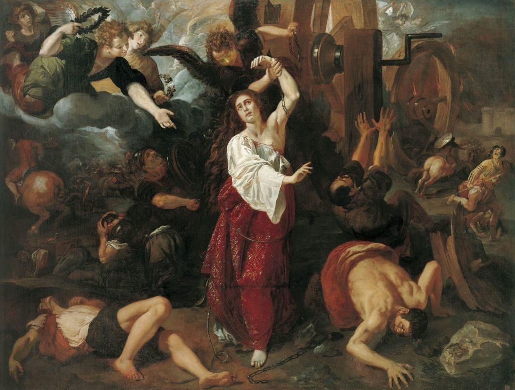 Oración a Santa Catalina