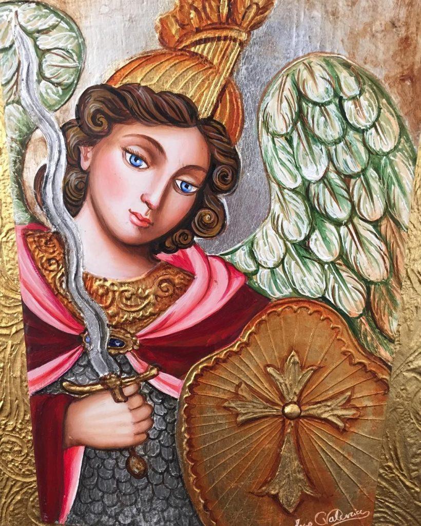 la oracion a san miguel arcangel para deshacer brujeria.