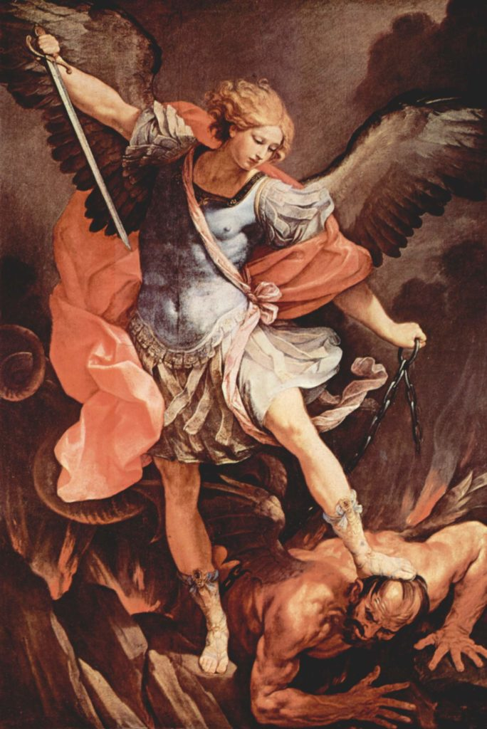 Oración a San Miguel Arcaángel para recuperar el amor