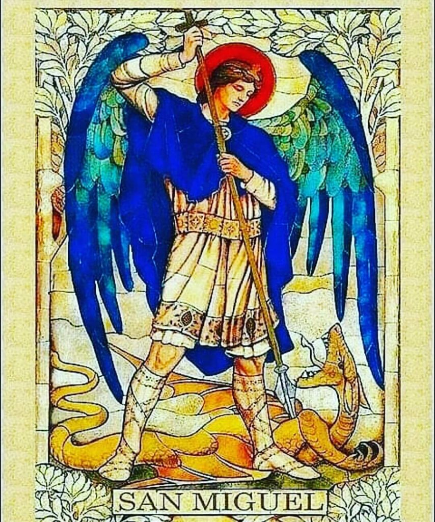 Oración a San Miguel Arcángel para recuperar el amor
