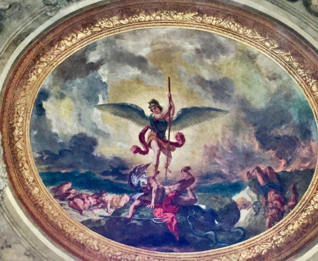 oración de revocacion a san miguel de arcángel