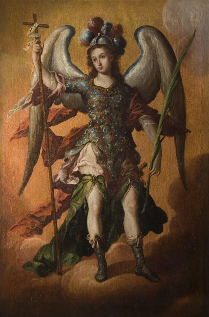 Oración a San Miguel para recuperar el amor