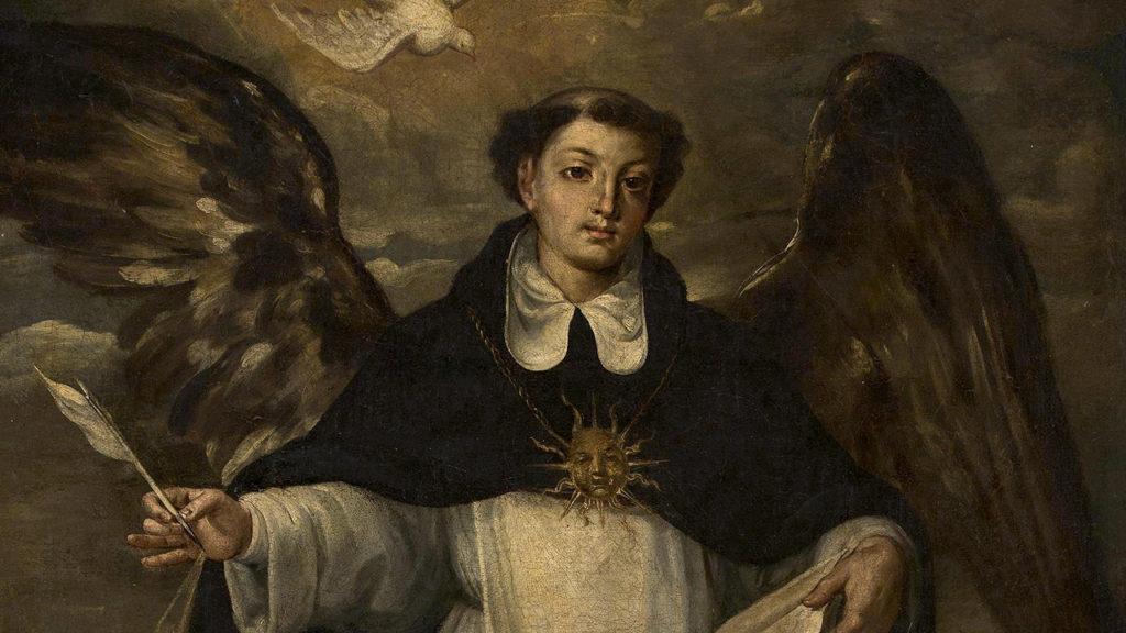 Descubra cuáles Aportaciones de Santo Tomas de Aquino