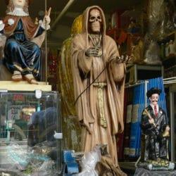 Realice la novena a la Santa Muerte, para solicitar de sus favores