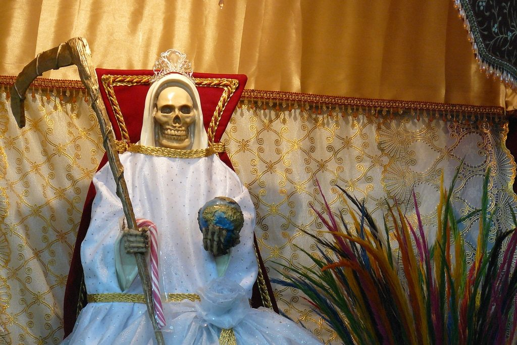 Novena Santa Muerte