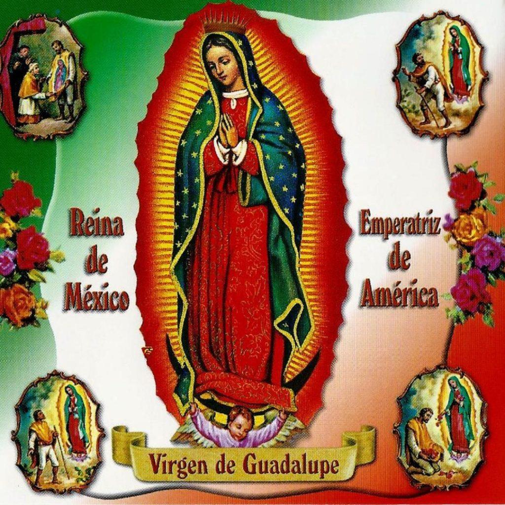 Oración A La Virgen De Guadalupe Para El Amor