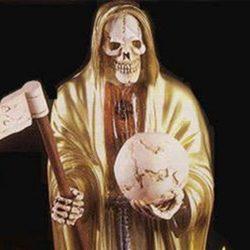 ¿Sabes qué pide a cambio la santa muerte? Descúbralo aquí