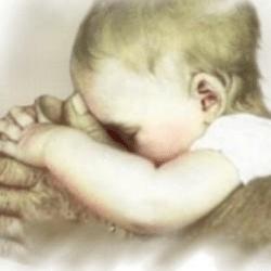 Oración para dormir a mí bebé y poder descansar