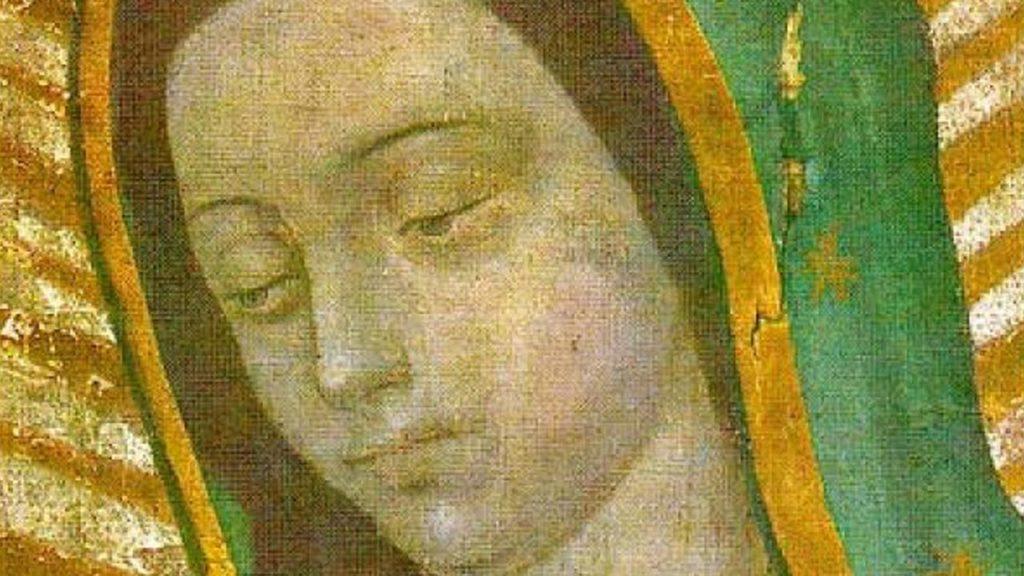 Lo que significa soñar con la virgen de Guadalupe