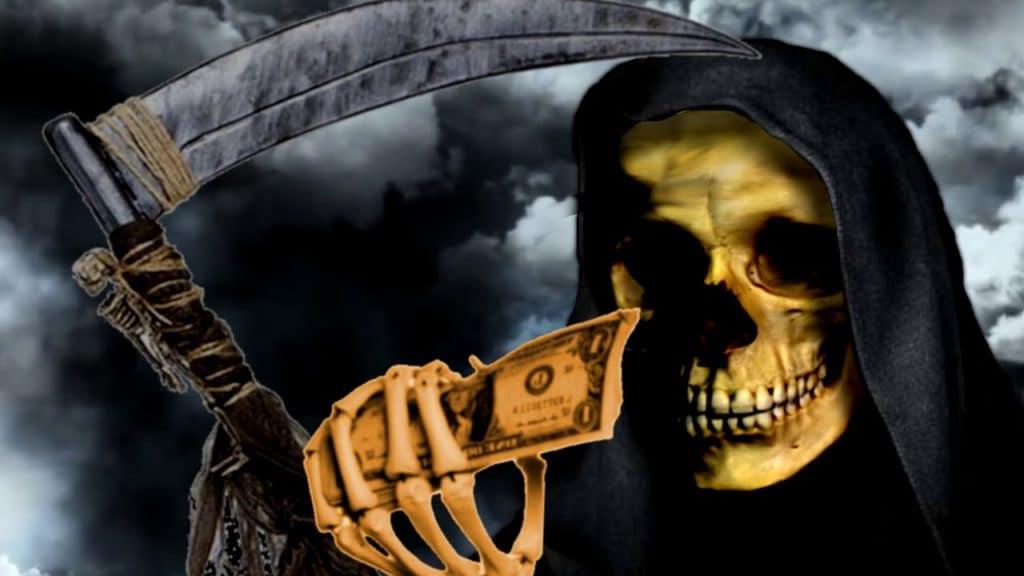 tipos de santa muerte