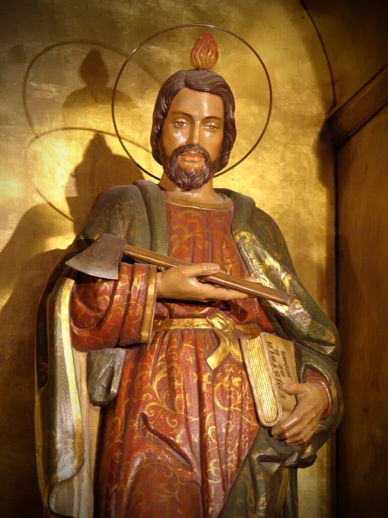 Milagros de San Judas Tadeo.