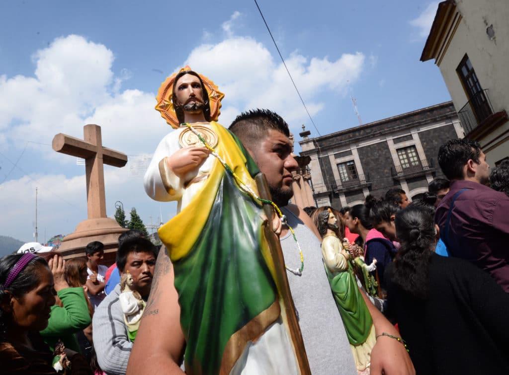 Milagros de San Judas Tadeo