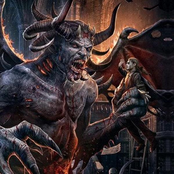 Sabes quien es el hijo del diablo