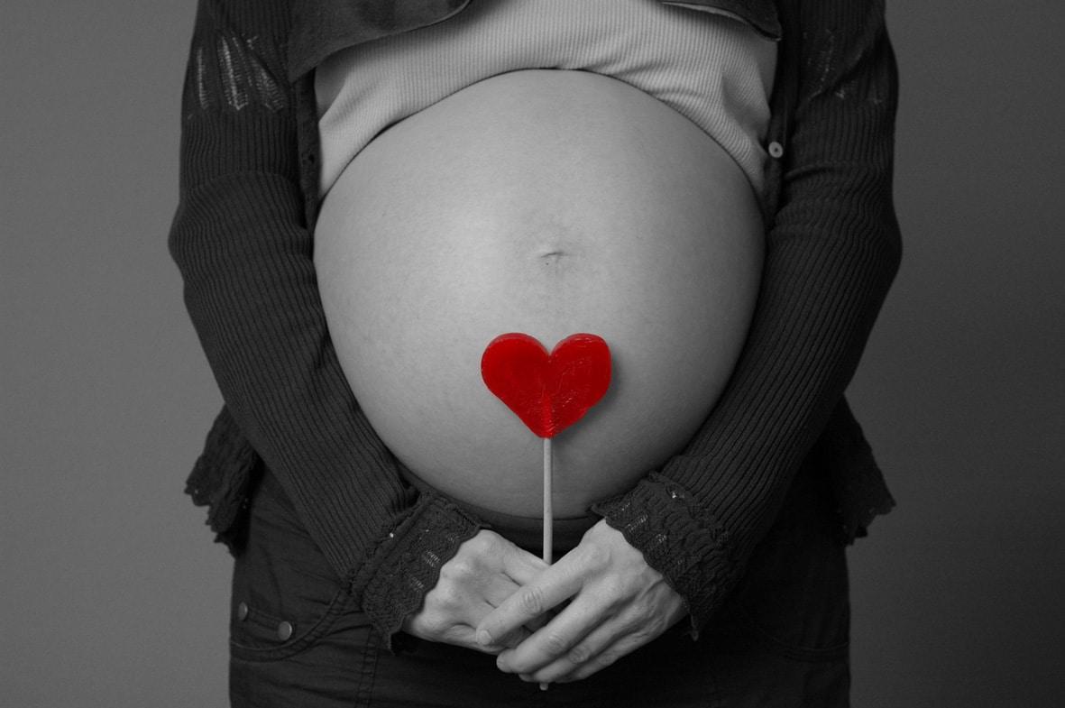 Oración a Dios para quedar embarazada
