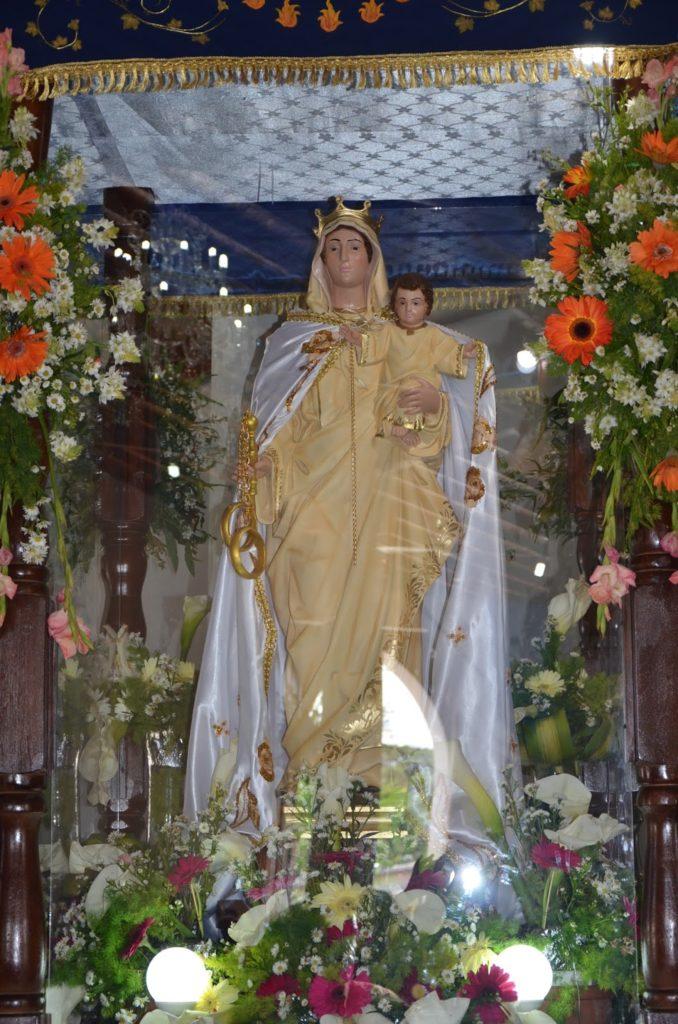 Oración a la virgen de las mercede