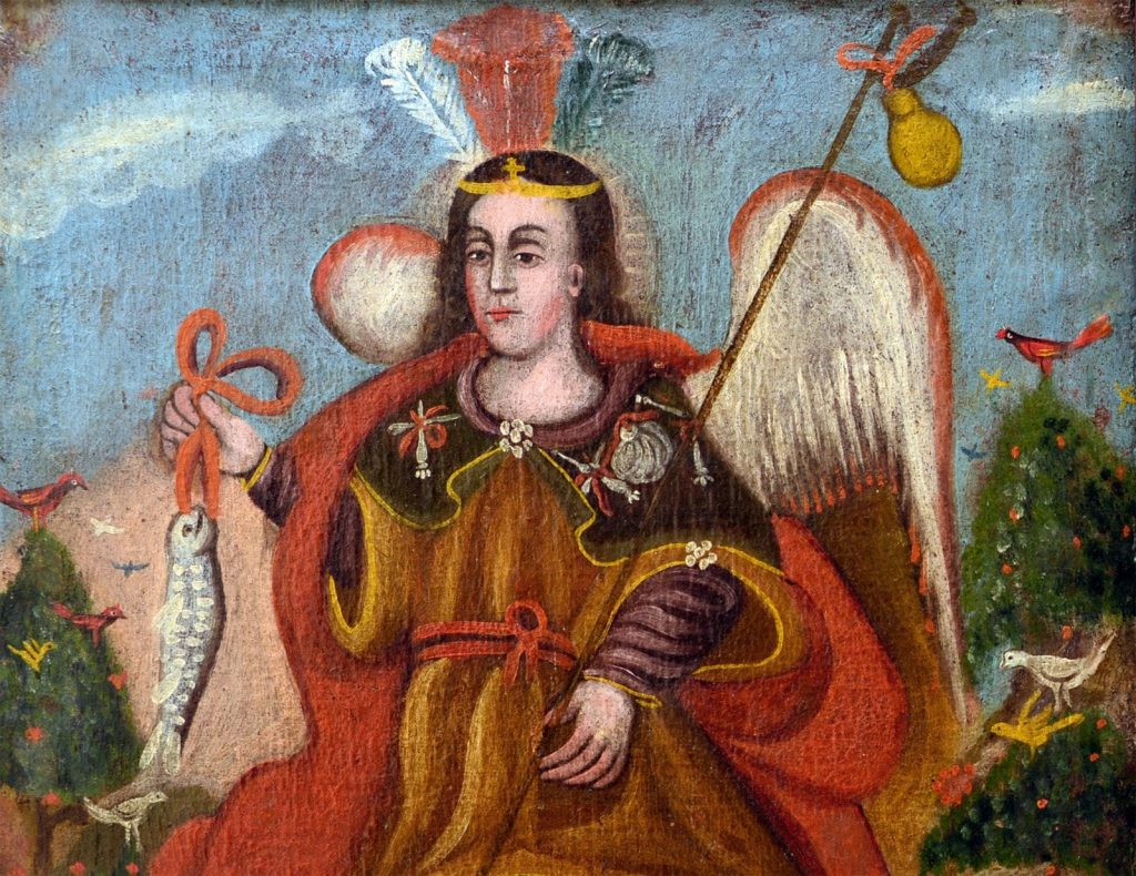 Oración a san Rafael Arcángel para el amor imposible