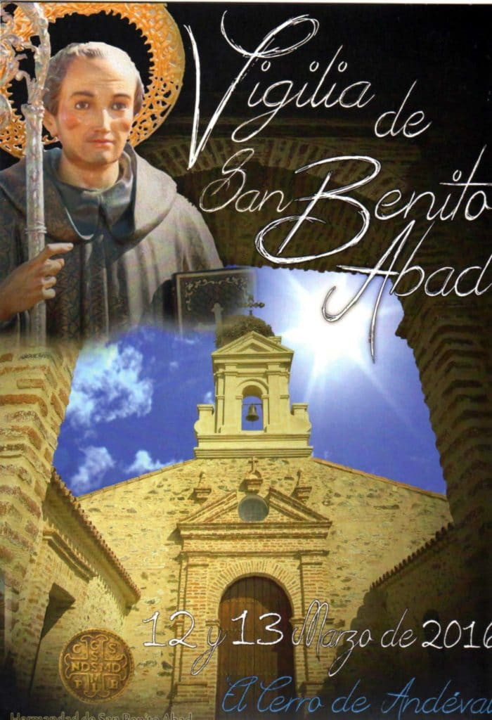 ROSARIO DE SAN BENITO ABAD, una novena de agradecimiento