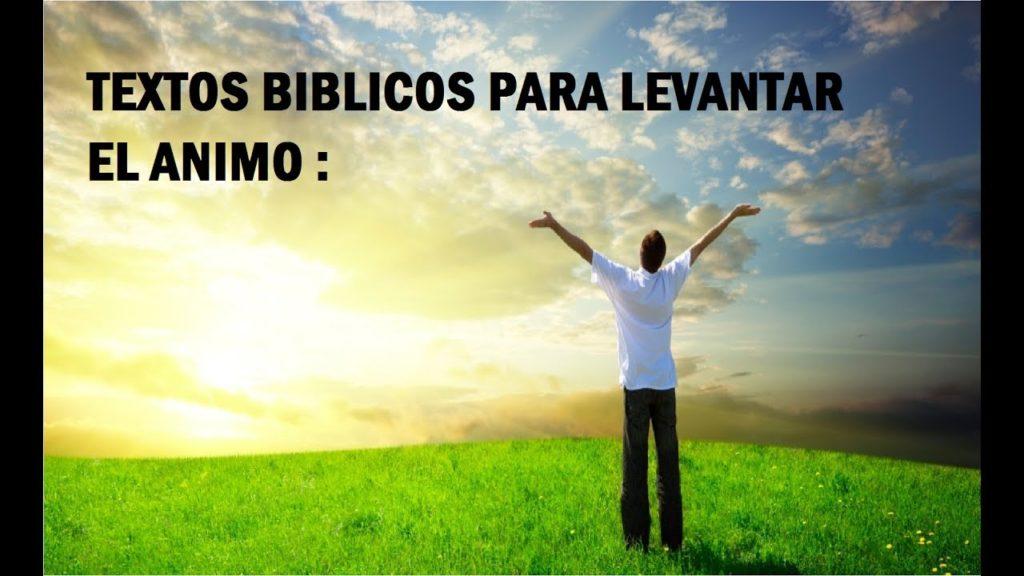 ORACIONES DE DIOS PARA LEVANTAR EL ÁNIMO