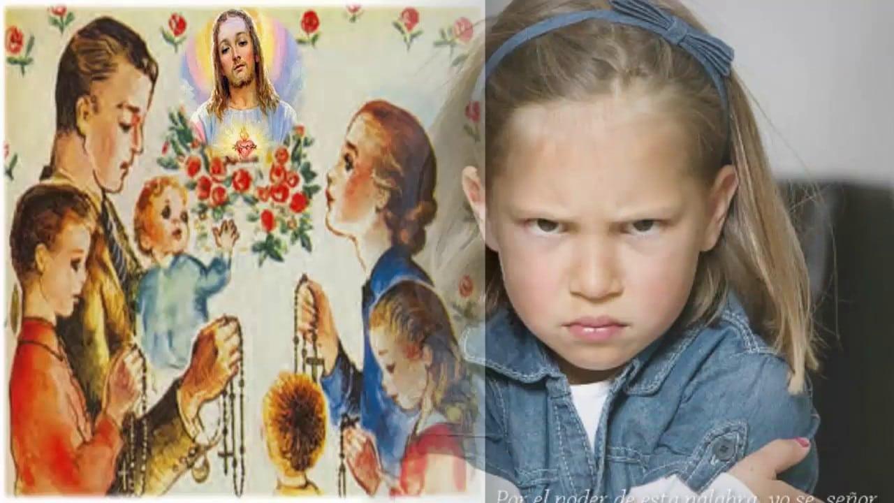 ORACIÓN CRISTIANA PARA UN HIJO REBELDE