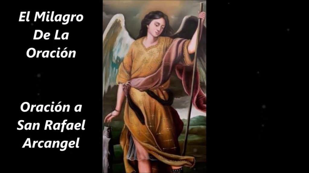 Oración a San Rafael Arcángel 21 días