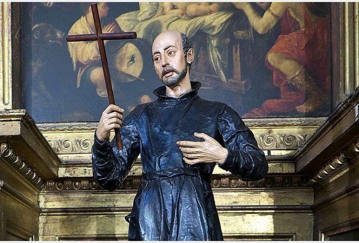 Oración de San Ignacio de Loyola