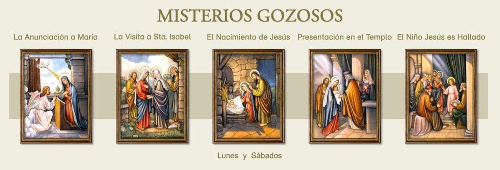 el santo rosario sabado