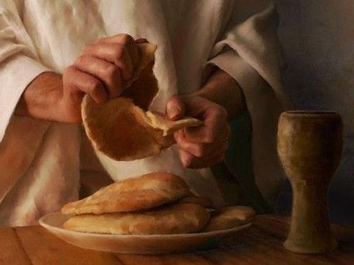 Ofrenda del pan