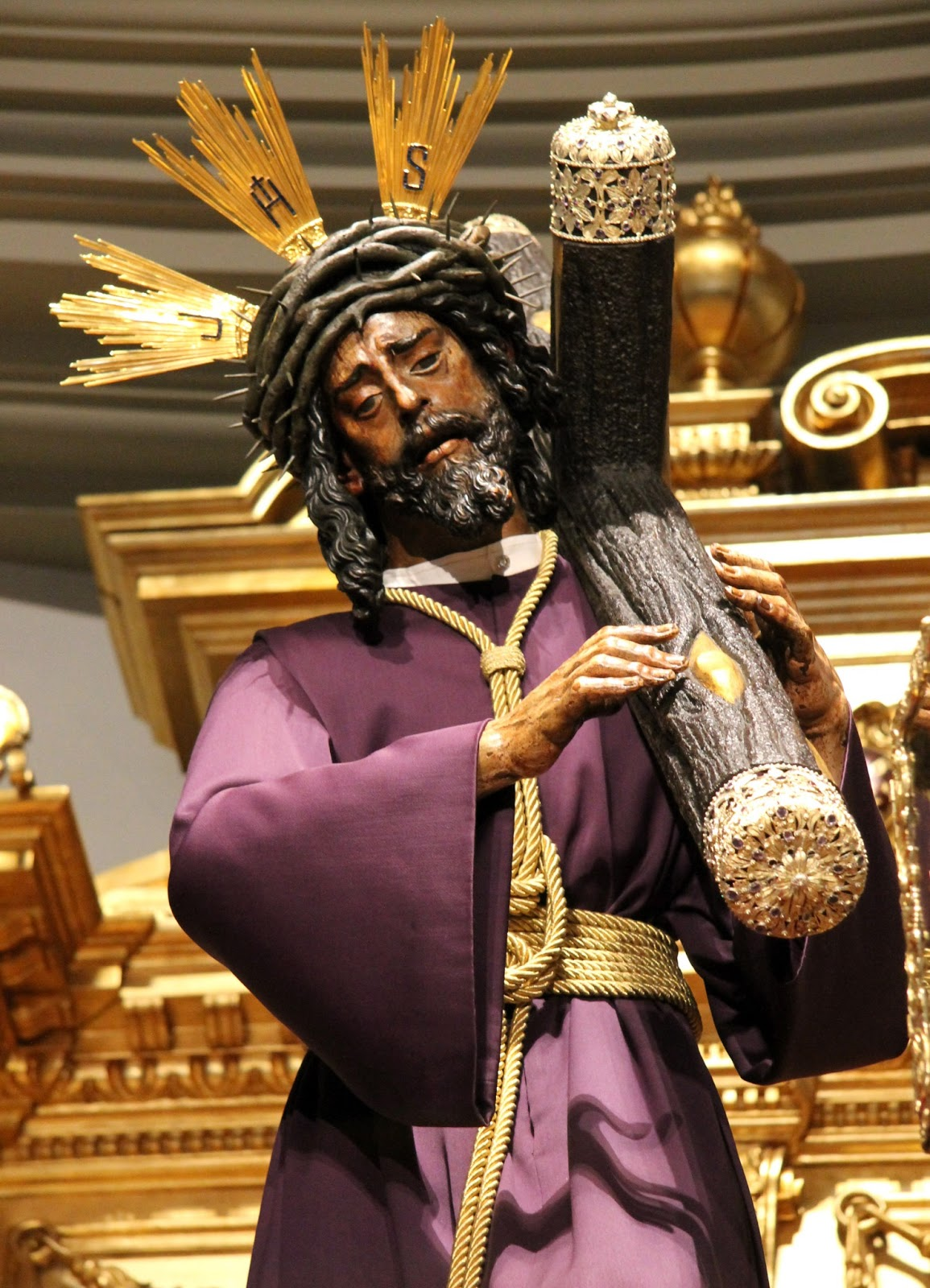 oración a Jesús del gran poder