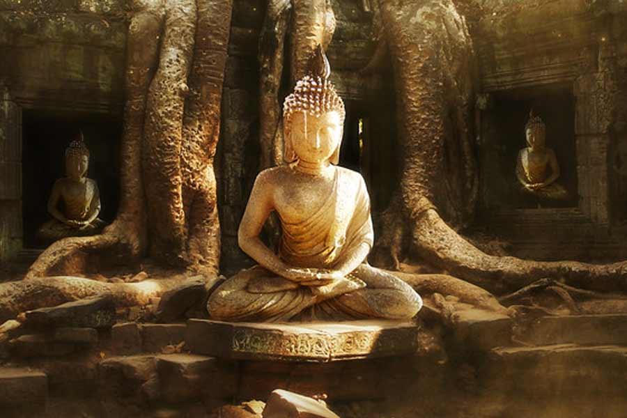 Oración a Buda