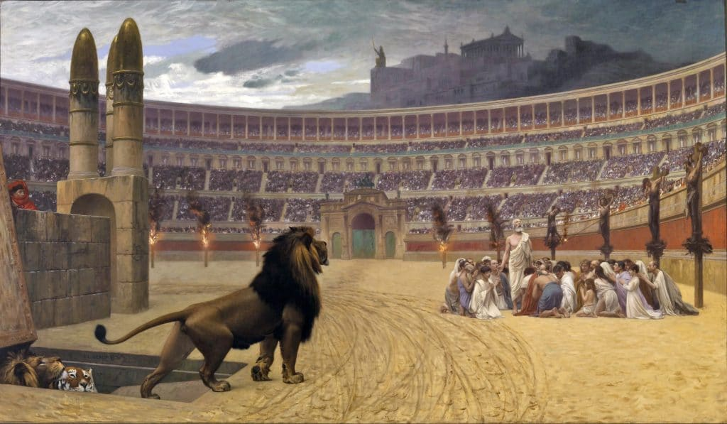 Persecuciones Cristianas