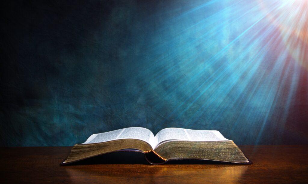Como estudiar la biblia