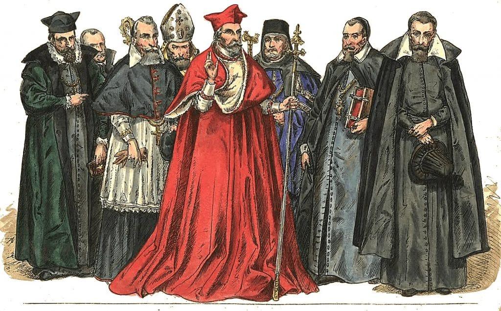 Jerarquía de la Iglesia Católica