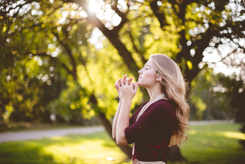 Oración para olvidar un amor