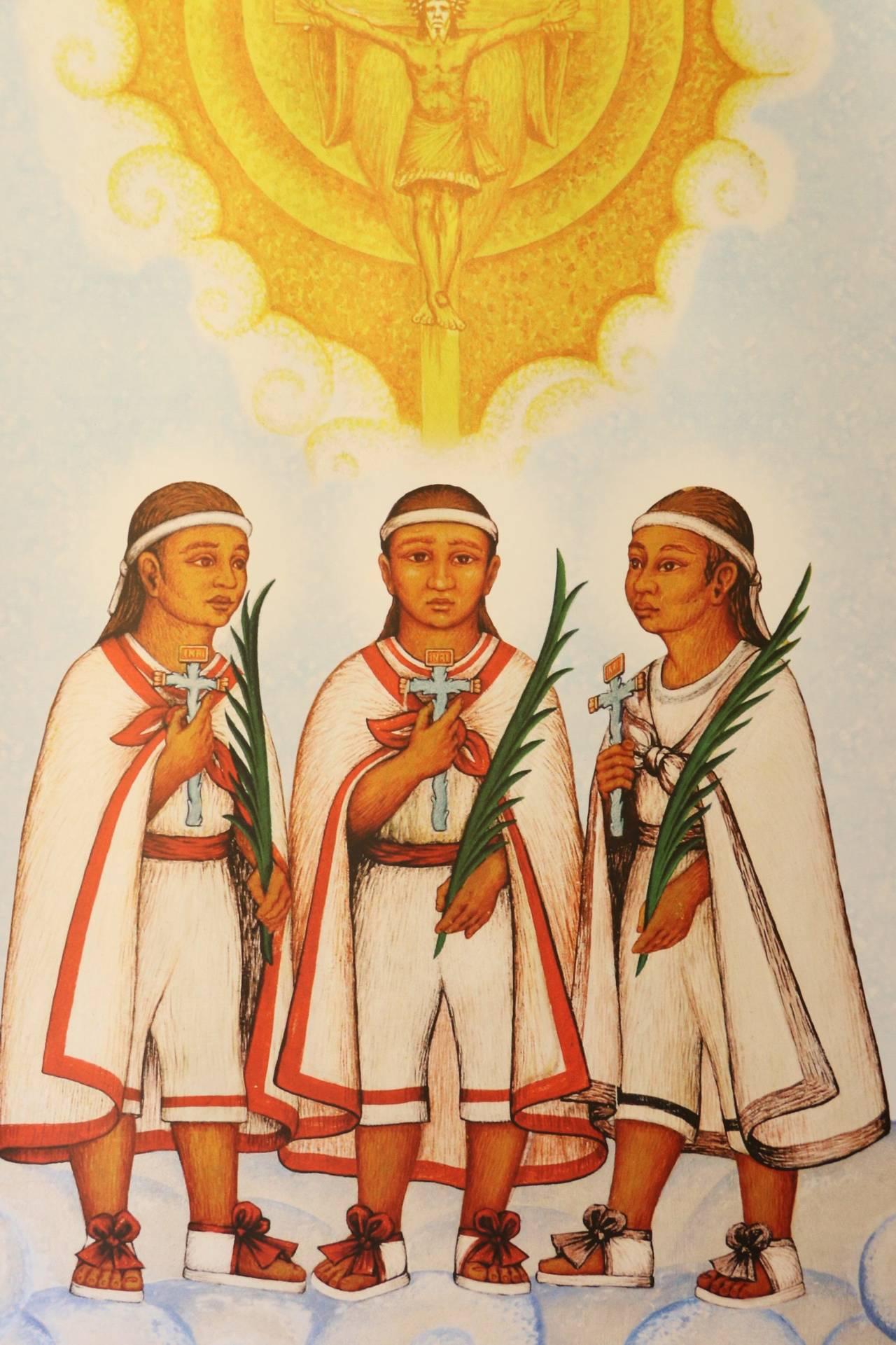 niños mártires de tlaxcala