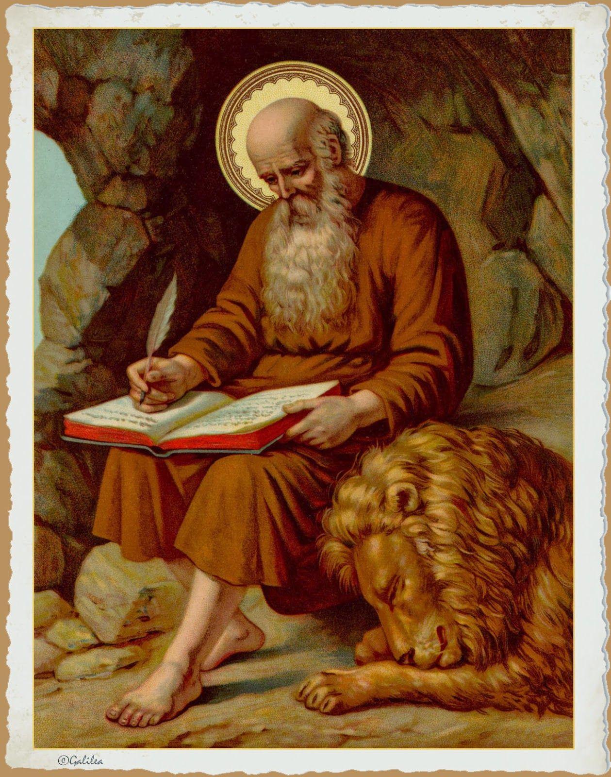 oración a San Marcos de León, que venga que venga