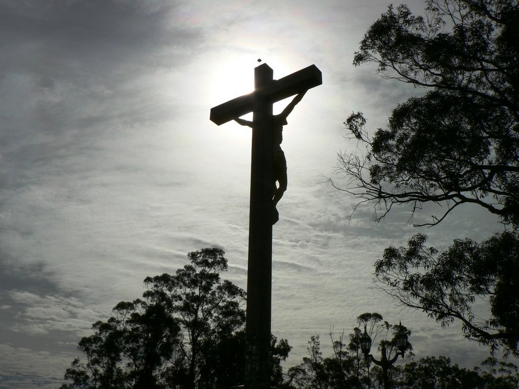 Dónde crucificaron a Jesús