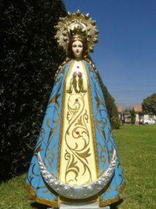 oracion a la virgen de julán