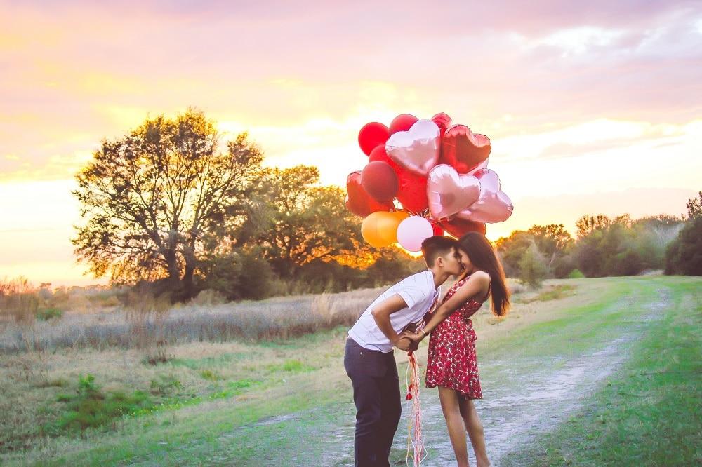Cómo tener suerte en el amor